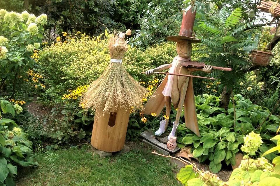 Ogród przyjazny dla owadów