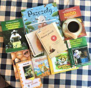 Wydawnictwa na temat pszczół i pszczelarstwa